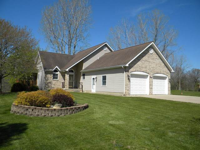 340 River Bend Street, Manchester, MI 48158 (MLS #3273107) :: The Toth Team