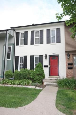 3318 Burbank Drive #160, Ann Arbor, MI 48105 (MLS #3273149) :: Berkshire Hathaway HomeServices Snyder & Company, Realtors®
