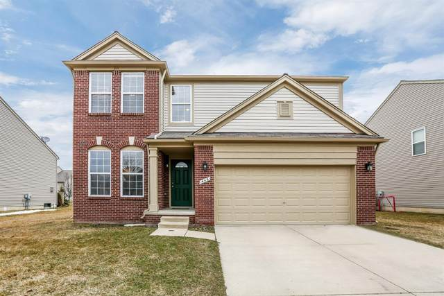 445 Shiloh Drive, Chelsea, MI 48118 (MLS #3273197) :: Berkshire Hathaway HomeServices Snyder & Company, Realtors®