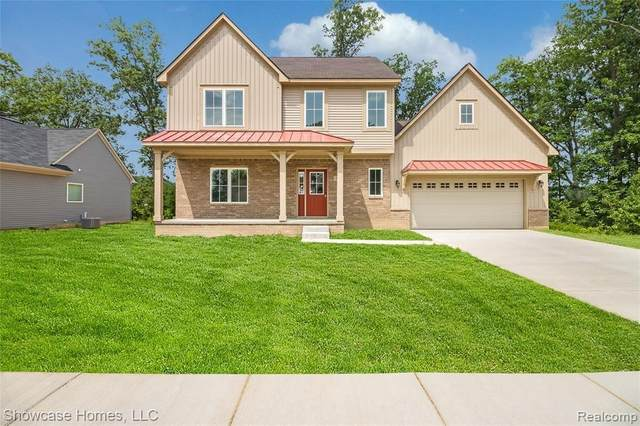 726 Forest Street, Dundee, MI 48131 (MLS #3273243) :: The Toth Team