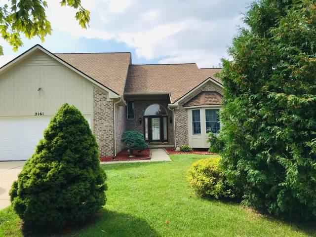 3161 Eagle Court, Ann Arbor, MI 48105 (MLS #3273245) :: Berkshire Hathaway HomeServices Snyder & Company, Realtors®