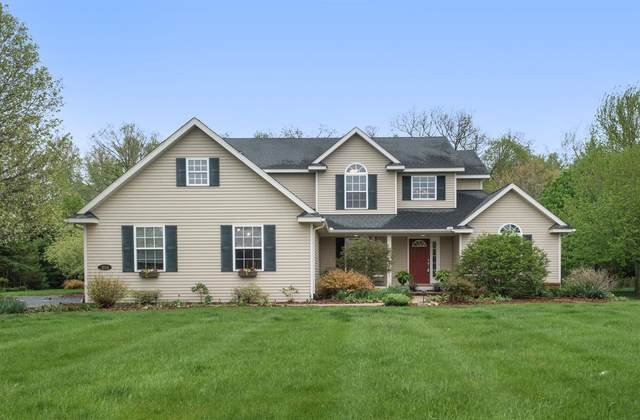 3114 Fieldstone Drive, Dexter, MI 48130 (MLS #3273270) :: The Toth Team