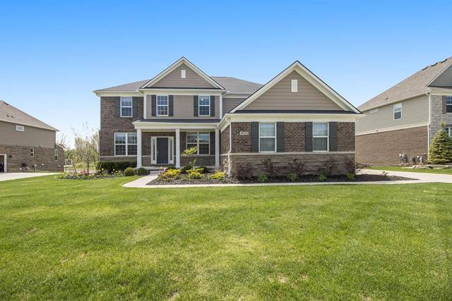 48313 Madeline Court, Canton, MI 48187 (MLS #3273271) :: The Toth Team
