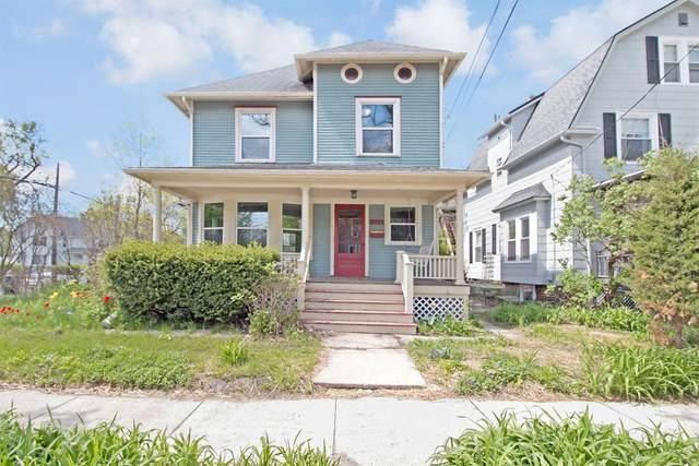 1220 E University Avenue, Ann Arbor, MI 48104 (MLS #3273304) :: Berkshire Hathaway HomeServices Snyder & Company, Realtors®