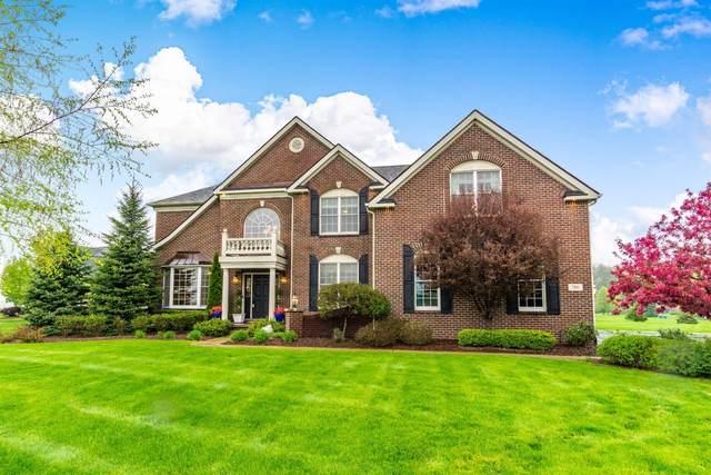 786 Real Quiet Court, Saline, MI 48176 (MLS #3273325) :: Berkshire Hathaway HomeServices Snyder & Company, Realtors®