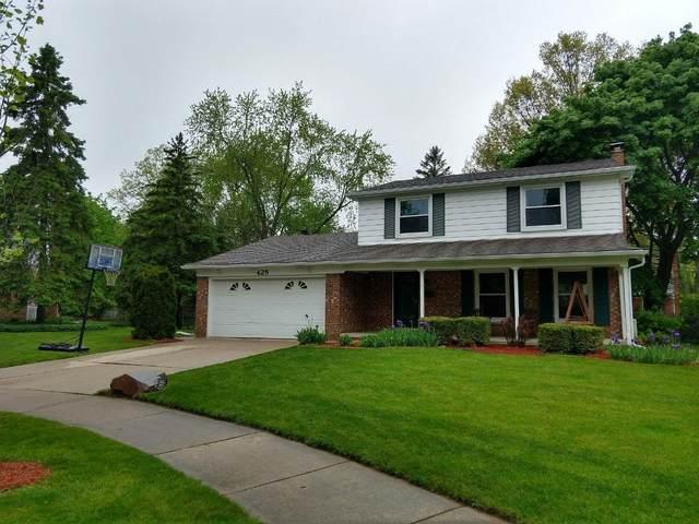 425 Springbrook Crescent, Saline, MI 48176 (MLS #3273344) :: Berkshire Hathaway HomeServices Snyder & Company, Realtors®