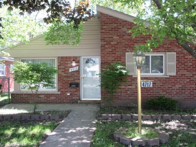 4717 Mckinley Street, Dearborn Heights, MI 48125 (MLS #3273489) :: The Toth Team