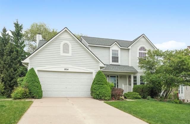 2854 Chaseway Court, Ann Arbor, MI 48105 (MLS #3273510) :: Berkshire Hathaway HomeServices Snyder & Company, Realtors®