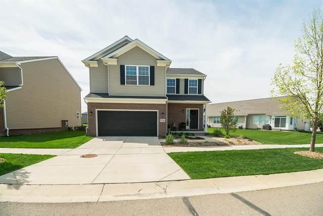 57343 Elk Run W, New Hudson, MI 48165 (MLS #3273517) :: Berkshire Hathaway HomeServices Snyder & Company, Realtors®