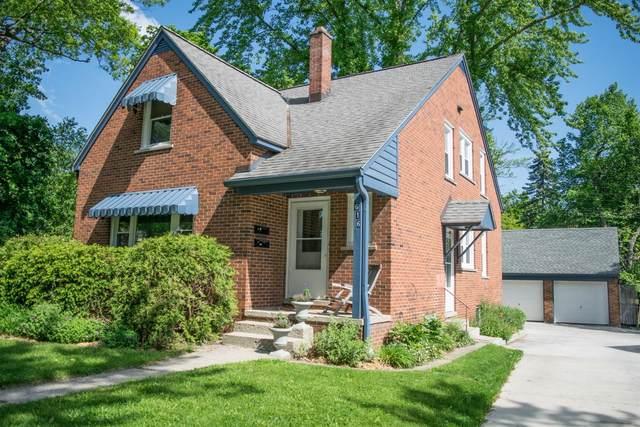 616 Pauline Boulevard, Ann Arbor, MI 48103 (MLS #3273660) :: Berkshire Hathaway HomeServices Snyder & Company, Realtors®