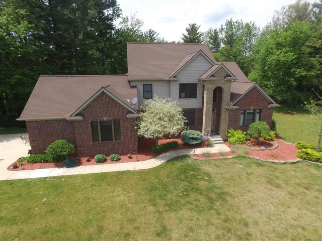 18550 Blue Heron Drive, Manchester, MI 48158 (MLS #3273910) :: Berkshire Hathaway HomeServices Snyder & Company, Realtors®