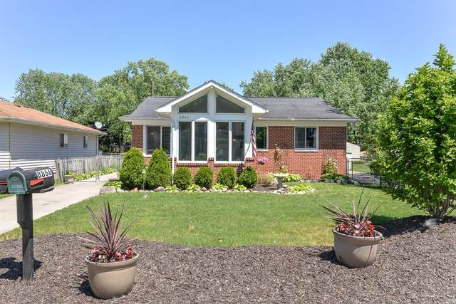 8866 Northern Avenue, Plymouth, MI 48170 (MLS #3274043) :: The Toth Team