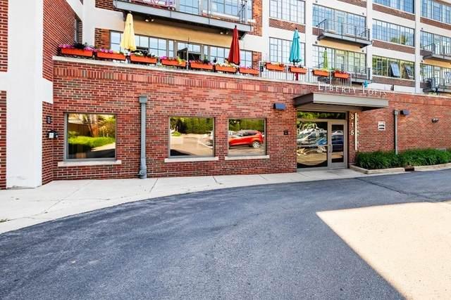 315 2nd Street #415, Ann Arbor, MI 48103 (MLS #3274173) :: Berkshire Hathaway HomeServices Snyder & Company, Realtors®