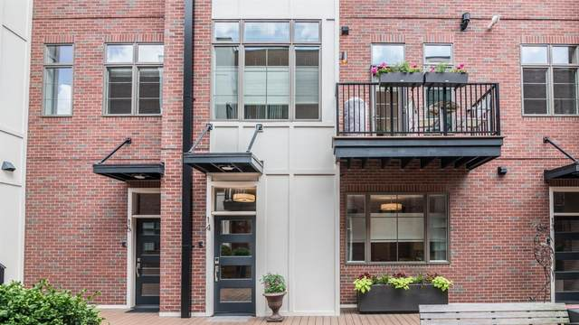 414 N Main Street #14, Ann Arbor, MI 48104 (MLS #3274262) :: The Toth Team