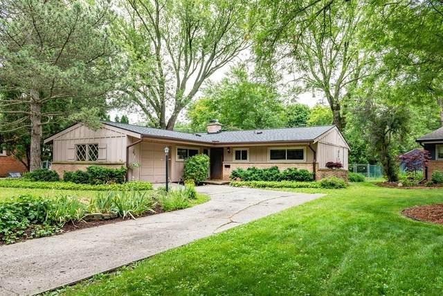 1961 Coronada Street, Ann Arbor, MI 48103 (MLS #3274281) :: The Toth Team