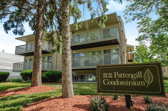 2319 Packard Street B306, Ann Arbor, MI 48104 (MLS #3274285) :: Berkshire Hathaway HomeServices Snyder & Company, Realtors®