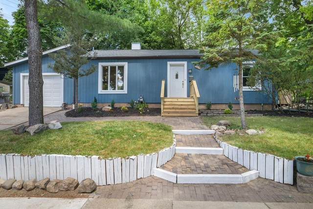 715 Wesley Street, Ann Arbor, MI 48103 (MLS #3274300) :: The Toth Team