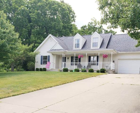 110 Woodland Way, Manchester, MI 48158 (MLS #3274301) :: Berkshire Hathaway HomeServices Snyder & Company, Realtors®
