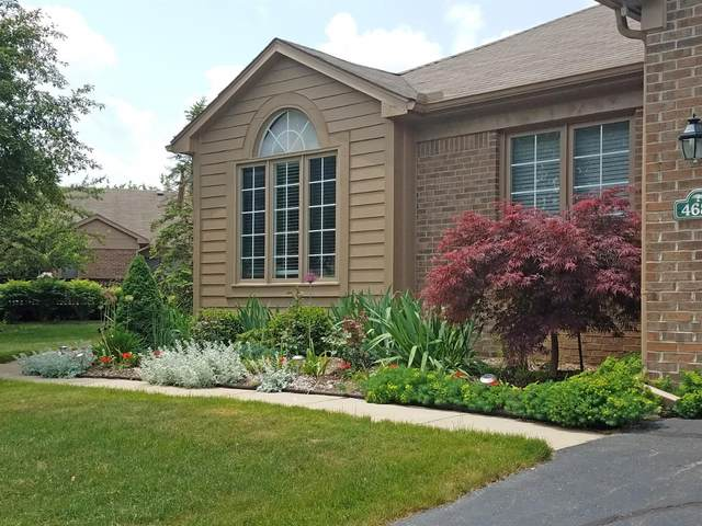 4687 Mulberry Woods Circle, Ann Arbor, MI 48105 (MLS #3274321) :: The Toth Team