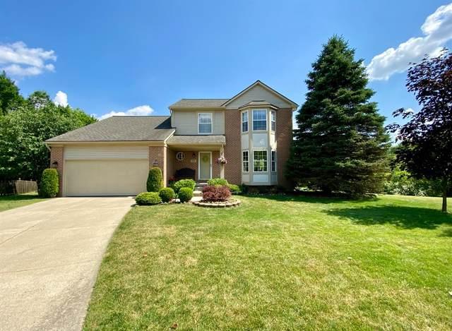 5834 Glen Creek Court, Ann Arbor, MI 48108 (MLS #3274324) :: Berkshire Hathaway HomeServices Snyder & Company, Realtors®