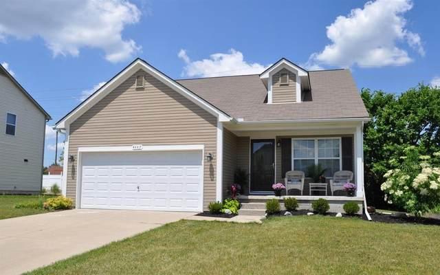4447 Knollcrest Road, Ann Arbor, MI 48108 (MLS #3274362) :: Berkshire Hathaway HomeServices Snyder & Company, Realtors®