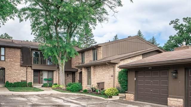 1078 Greenhills Drive, Ann Arbor, MI 48105 (MLS #3274363) :: The Toth Team