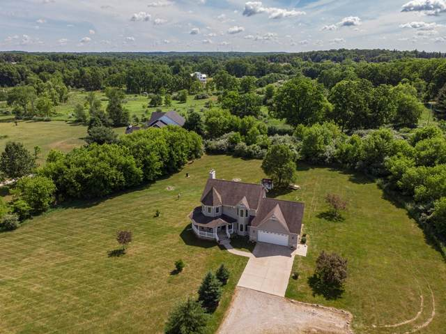 18046 Timber Lake Road, Manchester, MI 48158 (MLS #3274371) :: Berkshire Hathaway HomeServices Snyder & Company, Realtors®