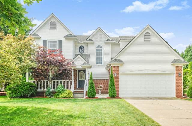5623 Cedar Ridge Drive, Ann Arbor, MI 48103 (MLS #3274398) :: The Toth Team