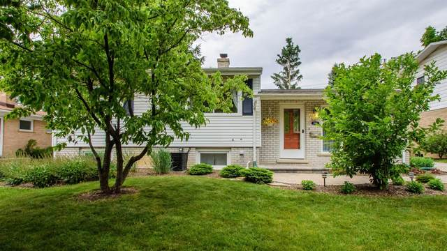 2033 Norfolk Avenue, Ann Arbor, MI 48103 (MLS #3274399) :: The Toth Team