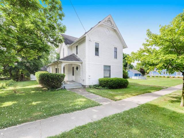 107 W Duncan Street, Manchester, MI 48158 (MLS #3274414) :: Berkshire Hathaway HomeServices Snyder & Company, Realtors®