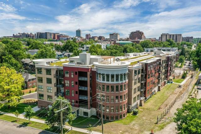 218 W Kingsley Street #505, Ann Arbor, MI 48103 (MLS #3274430) :: The Toth Team