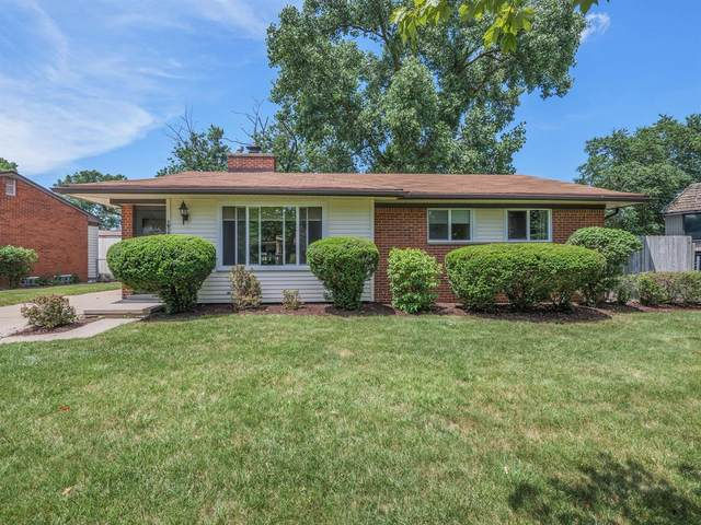 1918 Suffolk Avenue, Ann Arbor, MI 48103 (MLS #3274440) :: The Toth Team
