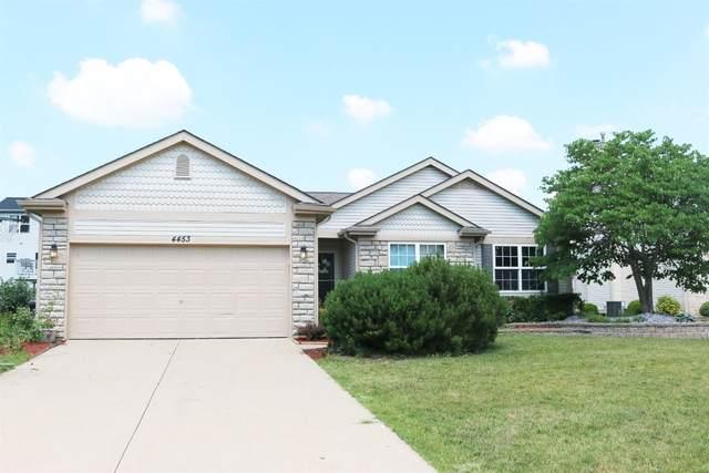 4453 Blossom Hill Trail, Ann Arbor, MI 48108 (MLS #3274450) :: Berkshire Hathaway HomeServices Snyder & Company, Realtors®