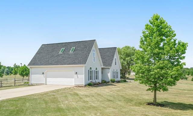 1014 Deer Valley Drive, Manchester, MI 48158 (MLS #3274548) :: The Toth Team