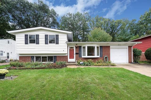 2814 Verle Avenue, Ann Arbor, MI 48108 (MLS #3274551) :: Berkshire Hathaway HomeServices Snyder & Company, Realtors®