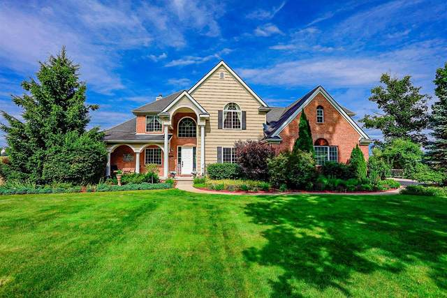 8240 Foldenauer Drive, Howell, MI 48843 (MLS #3274558) :: Berkshire Hathaway HomeServices Snyder & Company, Realtors®