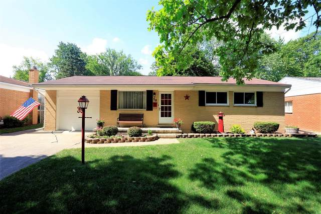 58 W Phillips Avenue, Milan, MI 48160 (MLS #3274616) :: Berkshire Hathaway HomeServices Snyder & Company, Realtors®