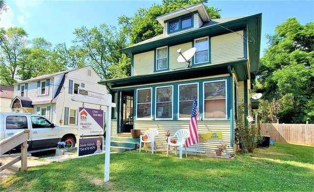 224 W Clark Street, Jackson, MI 49203 (MLS #3274630) :: Berkshire Hathaway HomeServices Snyder & Company, Realtors®