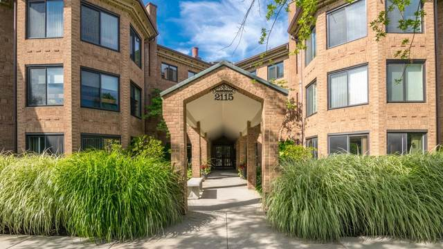 2115 Nature Cove Court #202, Ann Arbor, MI 48104 (MLS #3274877) :: Berkshire Hathaway HomeServices Snyder & Company, Realtors®