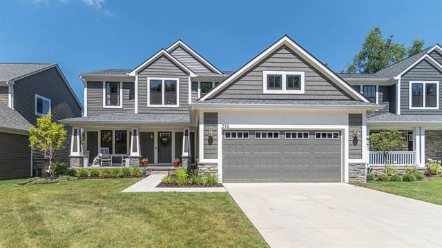 516 Heritage Ridge Drive, Milford, MI 48381 (MLS #3274951) :: The Toth Team
