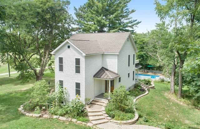 4885 Five Mile Road, Ann Arbor, MI 48105 (MLS #3275279) :: Berkshire Hathaway HomeServices Snyder & Company, Realtors®