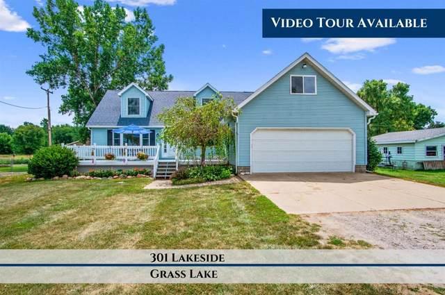 301 Lakeside Drive, Grass Lake, MI 49240 (MLS #3275335) :: Berkshire Hathaway HomeServices Snyder & Company, Realtors®