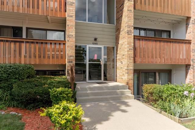 1245 S Maple Road #107, Ann Arbor, MI 48103 (MLS #3275357) :: Berkshire Hathaway HomeServices Snyder & Company, Realtors®