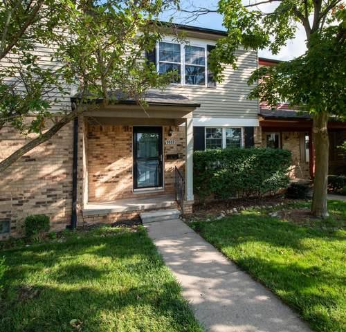 3522 Burbank Drive #48103, Ann Arbor, MI 48105 (MLS #3275361) :: Berkshire Hathaway HomeServices Snyder & Company, Realtors®