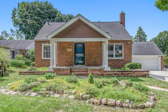 1932 Camelot Road, Ann Arbor, MI 48104 (MLS #3275472) :: Berkshire Hathaway HomeServices Snyder & Company, Realtors®
