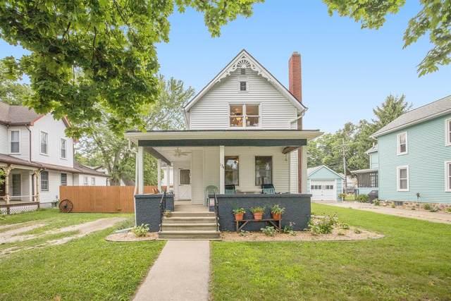 134 Orchard Street, Chelsea, MI 48118 (MLS #3275518) :: Berkshire Hathaway HomeServices Snyder & Company, Realtors®