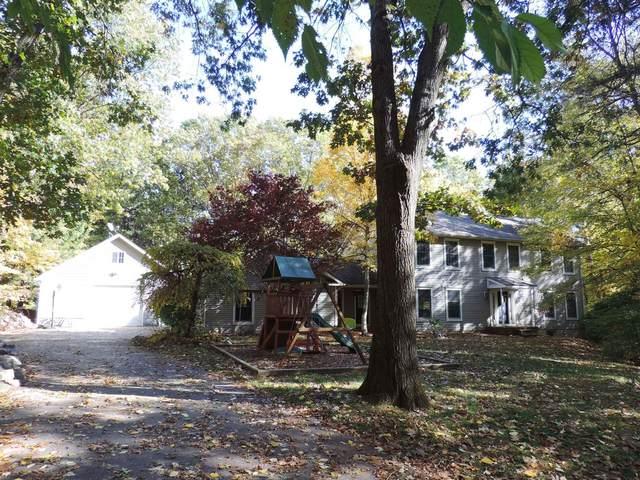 13480 Riker Road, Chelsea, MI 48118 (MLS #3275522) :: Berkshire Hathaway HomeServices Snyder & Company, Realtors®
