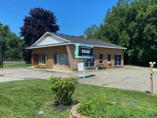1293 E Michigan Avenue, Ypsilanti, MI 48198 (MLS #3275535) :: Berkshire Hathaway HomeServices Snyder & Company, Realtors®