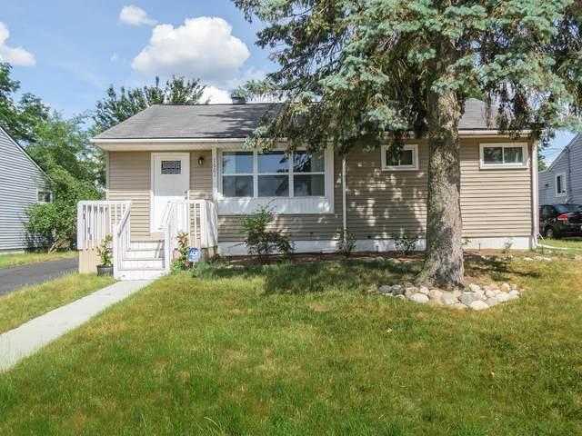 1601 Arthur Street, Ypsilanti, MI 48198 (MLS #3275597) :: Berkshire Hathaway HomeServices Snyder & Company, Realtors®