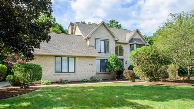 550 Burswood Court, Ann Arbor, MI 48103 (MLS #3275742) :: The Toth Team